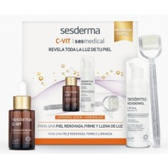 Pack Sesderma C-Vit Serum + Sesmedical Nano Roll-On