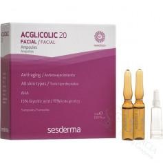 SESDERMA ACGLICOLIC 20 2 ML 5 AMPOLLAS