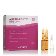 SESDERMA ACGLICOLIC CLASSIC FORTE AMPOLLAS 2 ML 5 AMP