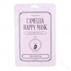Mascarilla Kocostar Facial Feliz Camelia 23 Ml