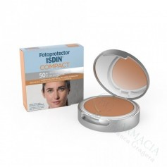 Isdin Fotoprotector Compact Maquillaje Arena SPF50+ 10 G