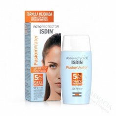 Isdin Fotoprotector Fusion Water SPF50+ Oil Free 50Ml