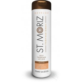 St Moriz Autobronceador Locion Medium 250 ml