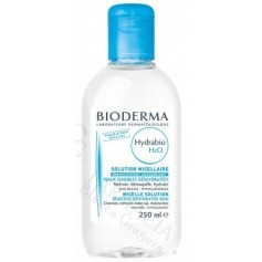 BIODERMA HYDRABIO H2O SOLUCION MICELAR 250 ML
