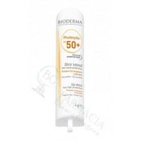 BIODERMA PHOTERPES MAX SPF 50+ STICK LABIAL 4 G