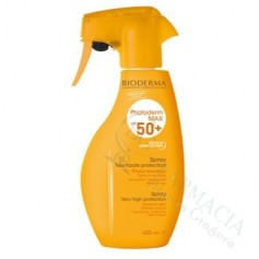 BIODERMA PHOTODERM MAX SPF 50+ SPRAY 400 ML