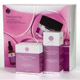 Pack Segle Clinical Tinolvital Serum-Crema