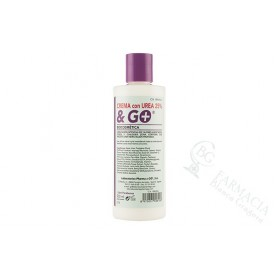 Crema Urea 25% & Go 250 ml