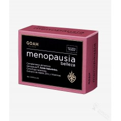 Goah Clinic Menopausia 60Caps