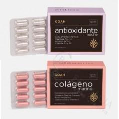 Goah Clinic Pack Colageno + Antioxidante