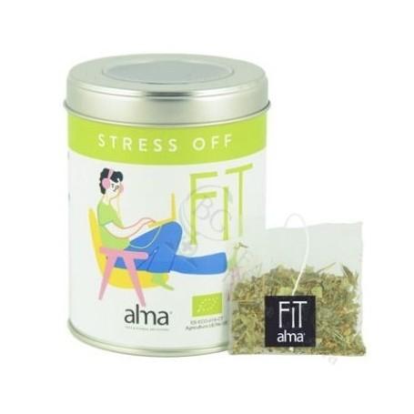 Alma Fit Stress Off 20 Sobres