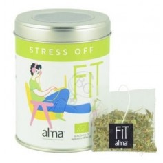 Alma Fit Stress Off 20 Sobres