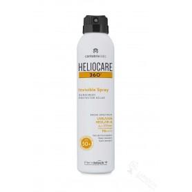 Heliocare 360 Spf50+ Spray Invisible 200 ml