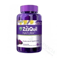 Zzzquil Melatonina 60 Gominola