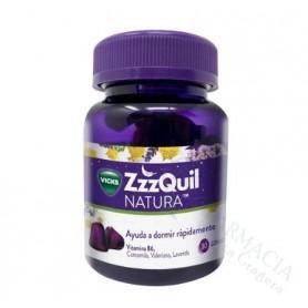 Zzzquil Melatonina 30 Gominola