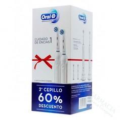 Oral B Cepillo Electrico Duplo Pro 1