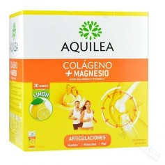 Aquilea Colageno + Magnesio 30 Sobres Limon