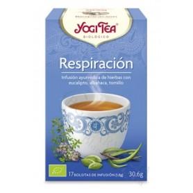 Yogi Tea Respiracion 17 Bolsas