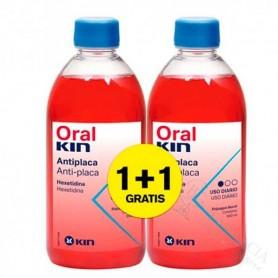 Pack Oralkin 500 Ml + 500 Ml