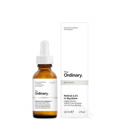 The Ordinary Retinol 0,2% In Squalane 30Ml