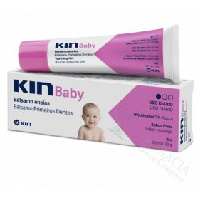 Kin Baby Balsamo Encias 30 Ml