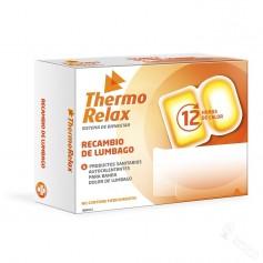 Thermo Relax Recambio Lumbago 6 Unidades