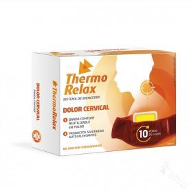 Thermo Relax Dolor Cervical Banda + 4 Unidades