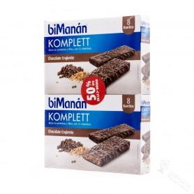 Bimanan Barritas Chocolate Crujiente 50% Segunda Unidad