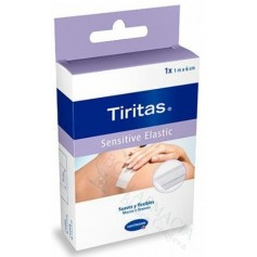 Tiritas Sensitive Elastico 100X6