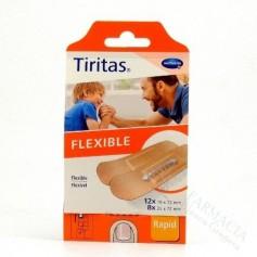 Tiritas Elastico Rapid Aposito Adhesivo Textil 20