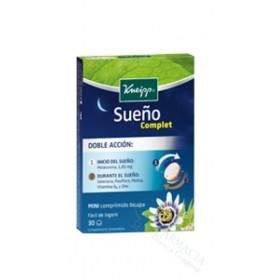 Kneipp Sueño Complet 30 Comprimidos