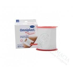 Esparadrapo Hipoalergico Omniplast Tejido Resistente