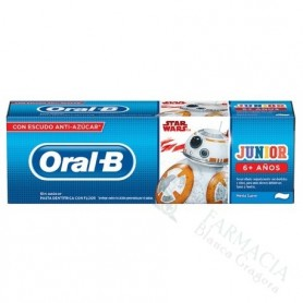 Oral-B Stages 3 Pasta Dental Infantil 4-8 Años 7