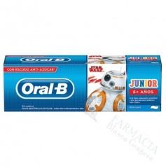 Oral-B Stages 3 Pasta Dental Infantil 4-8 Años 7