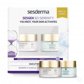 Promo Sesderma Sesgen Crema + Serenity Mask