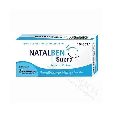 NATALBEN SUPRA 30 CAPS