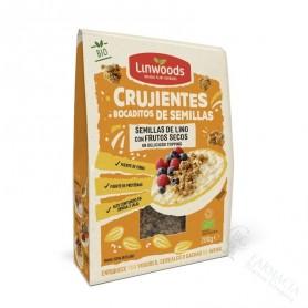 Linwoods Semillas Crujie Lino Frutos Secos 200G