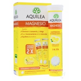 Aquilea Magnesio Comp Efervescente 375 Mg 28 Comprimidos