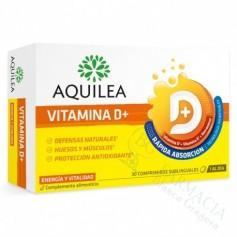 Aquilea Vitamina D+ 30 Comp Sublinguales