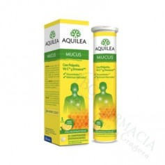 Aquilea Mucus 15 Comp.